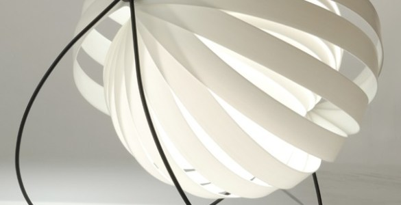 Eclipse lampe déco design