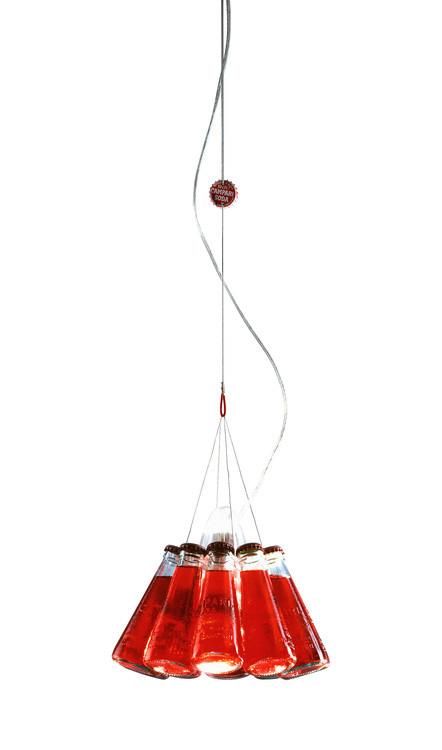 Lampes design -Campari Light 2