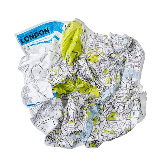 Crumpled City