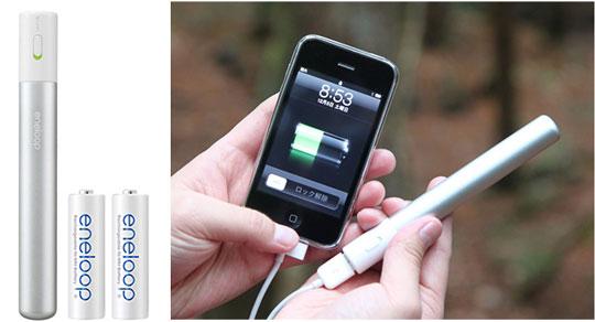 stick USB Booster de Eneloop