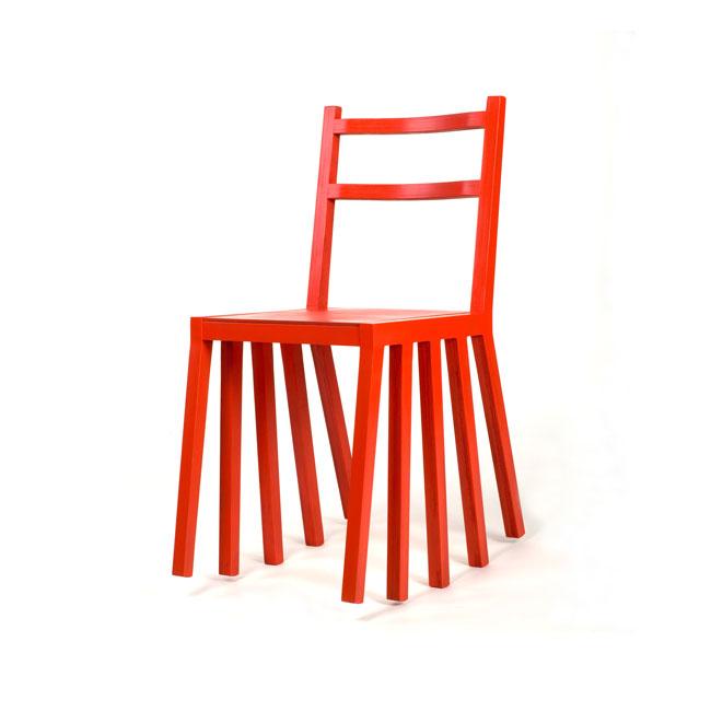 Le rocking chair design Kudirka Paulius Vitkauskas