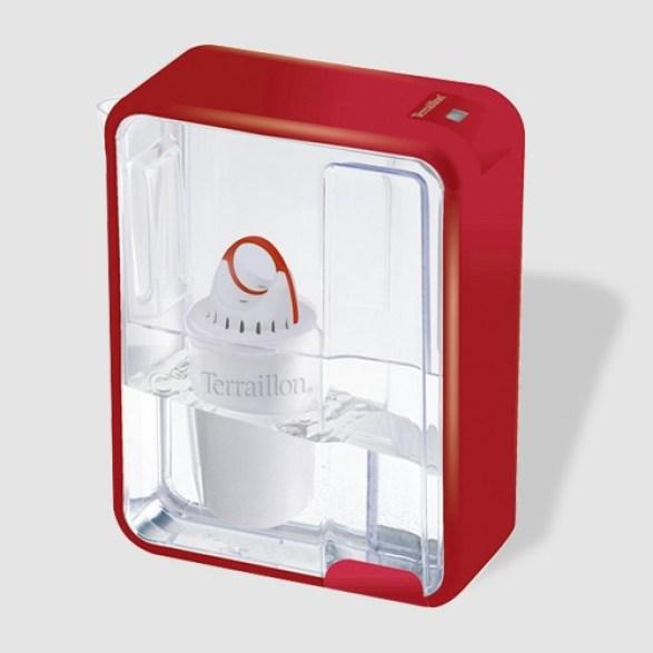 carafes filtrantes design Artic de la marque Terraillon