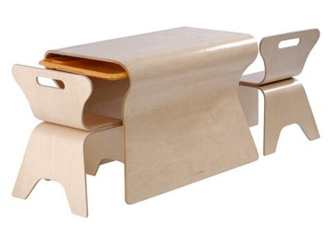 Otto  ensemble table et chaises