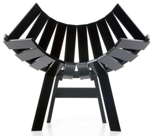 Clip chair chaise pliante