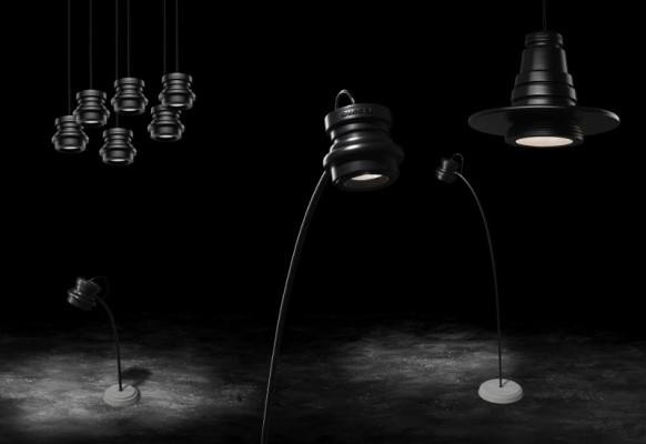 Lustre cuisine - La suspension Tool by Foscarini