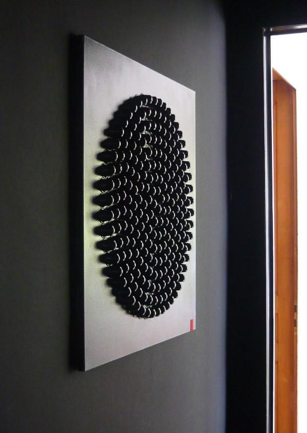 Hübsch - Des tableaux à partir de capsules Nespresso 1