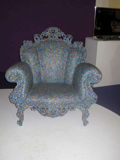 fauteuil Proust Alessandro Mendini