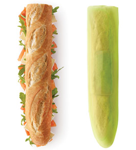 Etui à sandwich Lékué