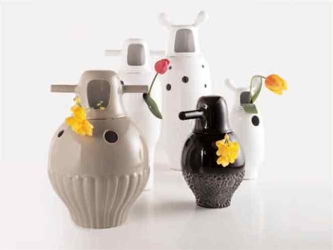 Vase Décoratif - Le vase design ShowTime by Jaime Hayon