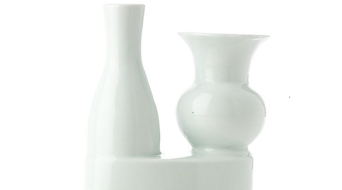 Vase pas cher - Le vase 2 in 1 by Norman Trapman
