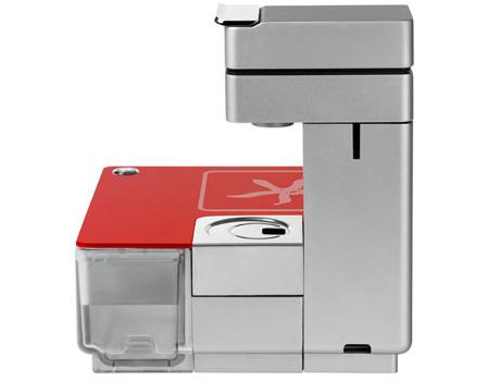 La cafetière design Y1.1 Touch Iperespresso