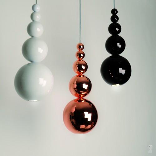 Lustre salon - Le lustreBubble Pendant