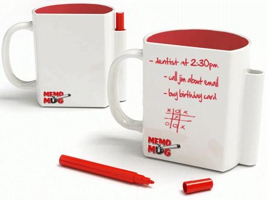 Les Mugs Memo