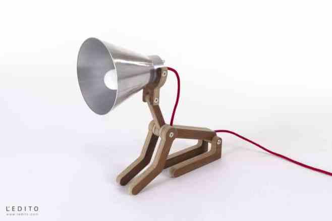 Lampe WAaf Dog Lamp