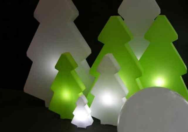 Décoration de Noël pas chère sapins lumineux Lightree Loetizia Censi 1