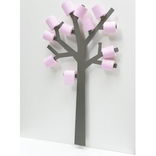 arbre porte papier WC presse citron