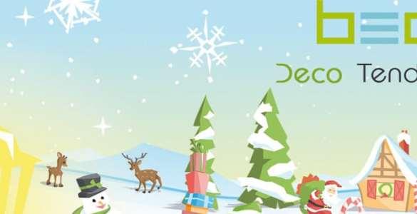 Grand Jeux concours Déco de Noël