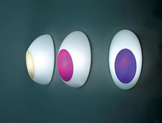 Lampes design - L'applique Goggle by Luceplan