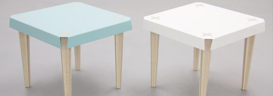 Plus Side Table