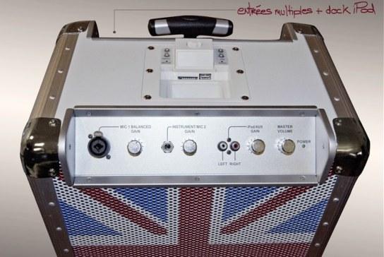 Ze Soundbox Union Jack