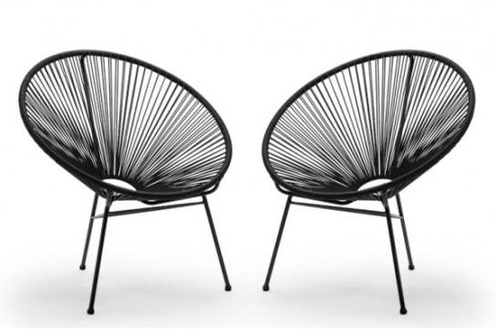 fauteuils Mojito