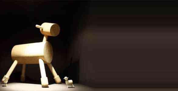Bééth chaise pour enfants Alessandro Zambelli