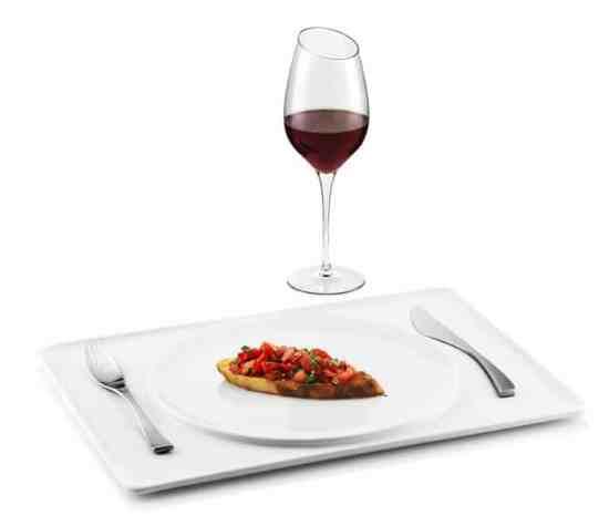 Assiette design :Le plateauMy Dinner avec assiette intégrée