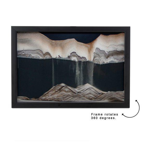 Les tableaux vivants Black Window by Klaus Bosch