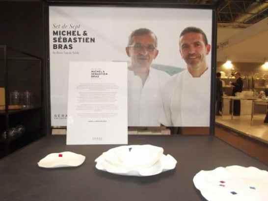 Set de Sept Michel et Sébastien Bras