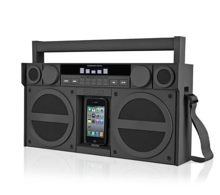 Boom box iP4 iPhone
