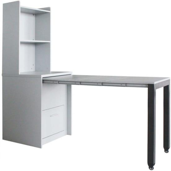 Étagères design - Le bureau étagèreSlikypour les petites surfaces 3