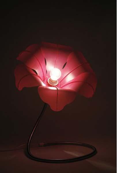 Lampe Bloom lampe florale