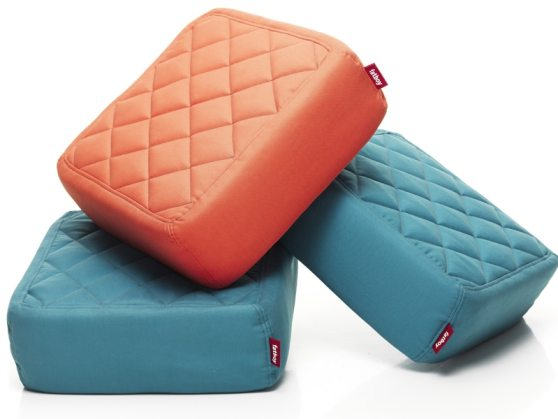 Pouf design : les poufs Baboesjka by FatBoy