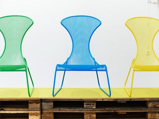 Le fauteuil IKEA PS 2012 de Wiebke Braasch