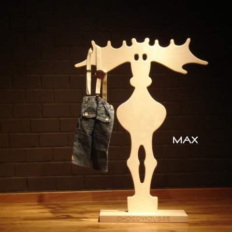 Claudia & Max porte-vêtements Eric Vandewinckel