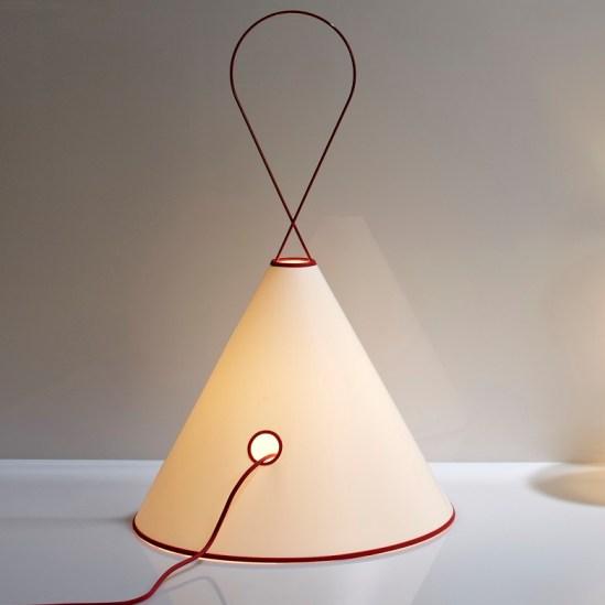 Lustre salon - Le lustre Tipee by Sebastien Bergne