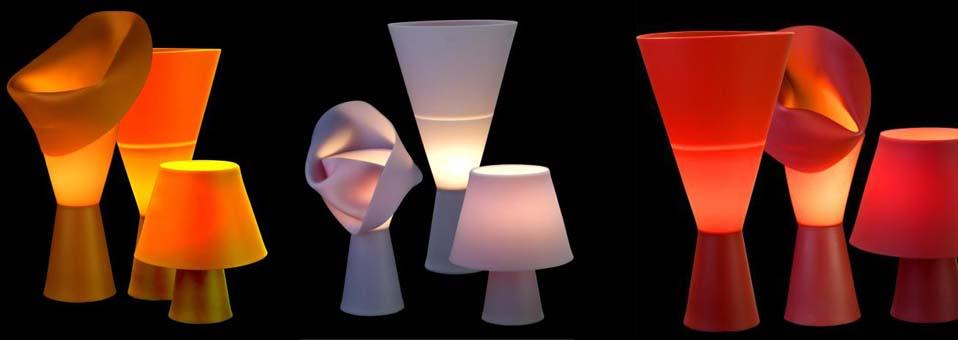 Numen lampe modulable Hui-Lin Li