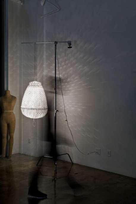 Lustre salon - Le lustre Petit Trianon by Paula Arntzen