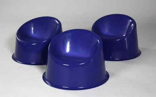 Fauteuils design - Le fauteuil Panto Pop de Verner Panton