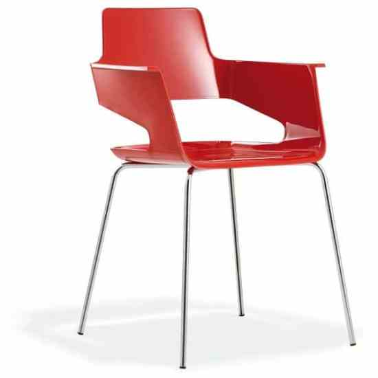 Fauteuils design - Le fauteuil B32 4G de Robby Cantarutti et Francesca Petricich