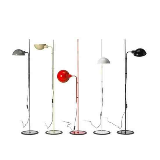 Lampes design -Le lampadaire Funiculi de Lluís Porqueras
