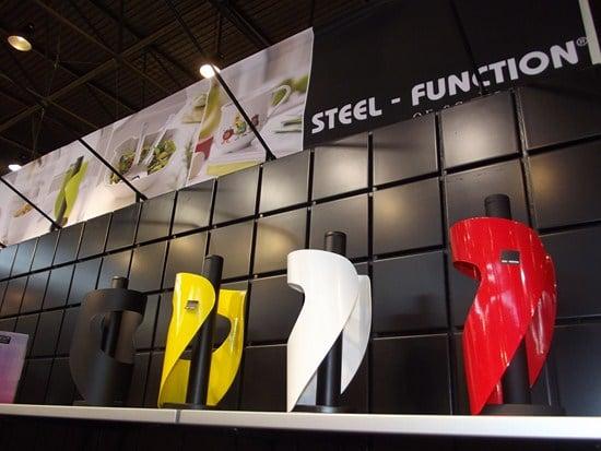 Steel Function dérouleur à essuie-tout