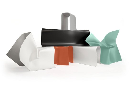 Foldstool tabouret Olivier Grégoire