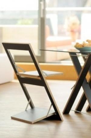 chaise pliable design