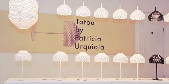 Suspension déco - La suspension Tatou by Patricia Urquiola