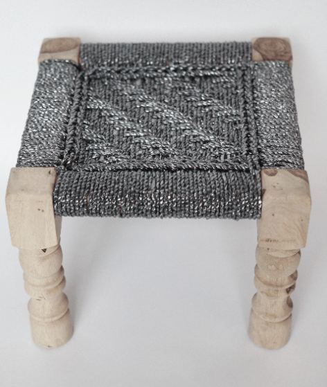 tabouret Baby Stool Collection Charpoy