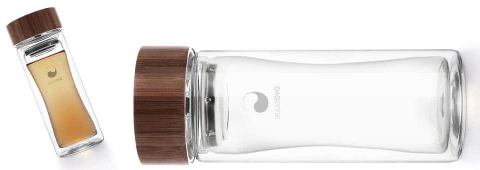 Therm-O Terra carafe de verre éco-thermale