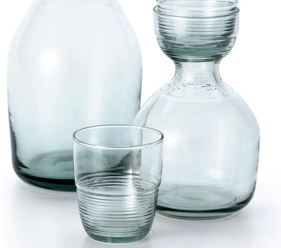 Pila service carafe verres
