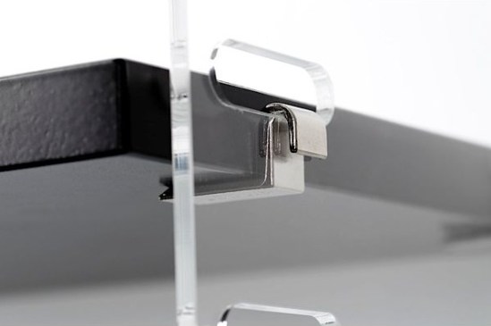 Étagères design - Les étagères String Plex Pocket 4