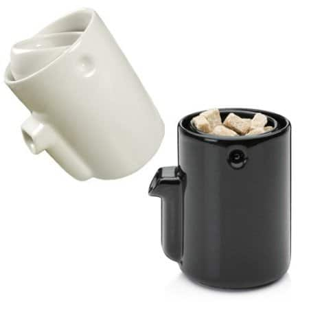 Tonfisk Newton set à sucre et lait design